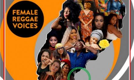 Various – Female Reggae Voices
