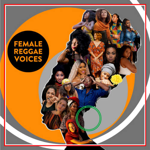 Various - Female Reggae Voices