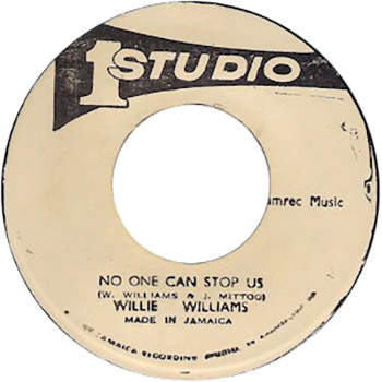 Willie Williams - No One Can Stop Us