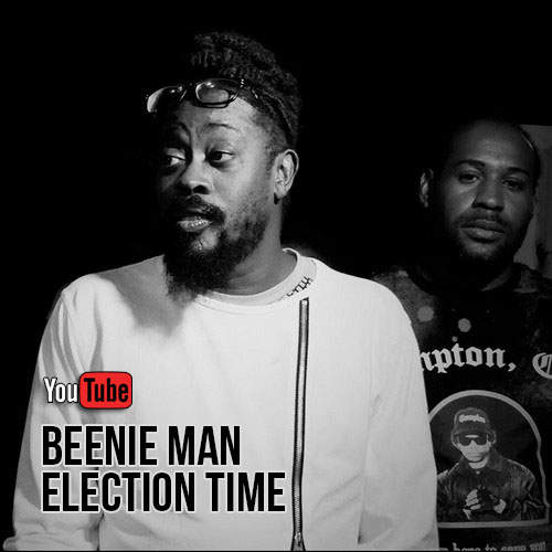 Beenie Man x 808 Delavega - Election Time