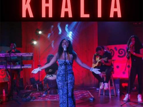 Khalia's 2020 Live Jams