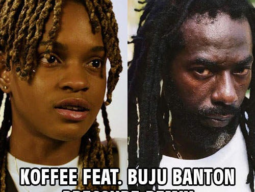 Koffee feat. Buju Banton – Pressure Remix | New Single