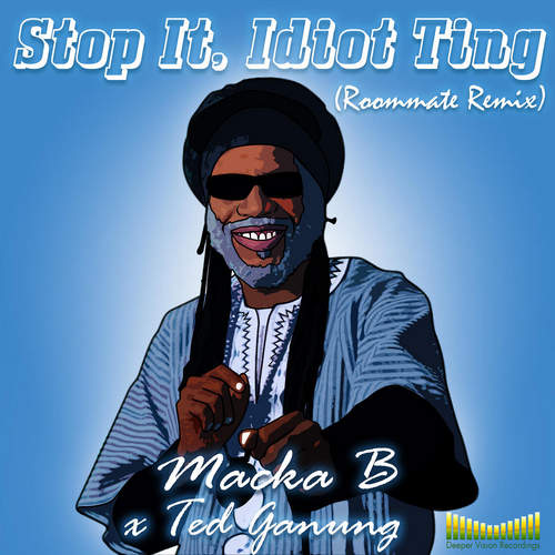 Macka B & Ted Ganung - Stop It Idiot Ting (Roommate Remix)