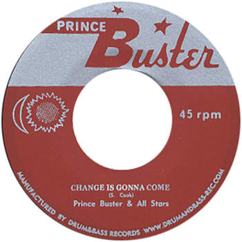 Prince Buster - Change Is Gonna Come