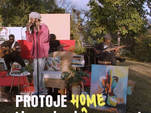 Protoje performs on NPR Tiny Desk Home Concerts | New Video