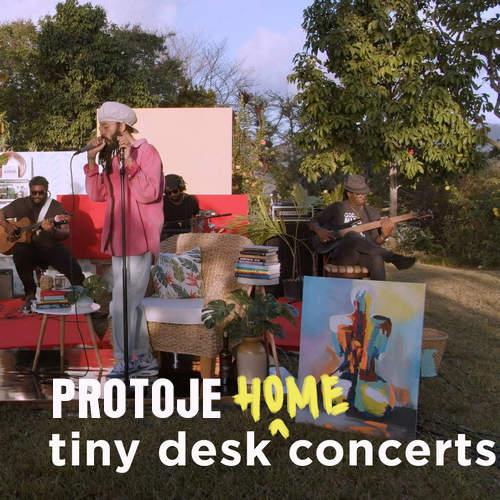 Protoje's NPR Tiny Desk Concert