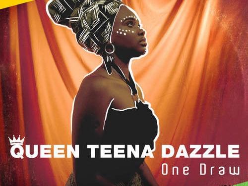 Queen Teena Dazzle – One Draw   New EP