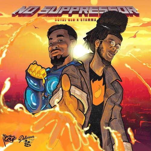 Royal Blu x Stamma - No Suppressor Mixtape