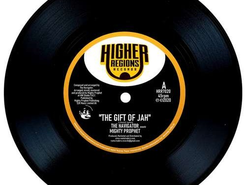 The Navigator meets Mighty Prophet – The Gift Of Jah