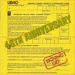 "UB40 celebrates ""Signing Off""'s 40th anniversary"