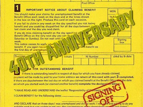 "UB40 celebrates ""Signing Off""'s 40th anniversary"