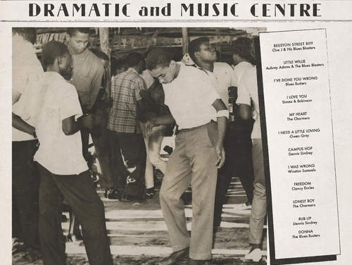 Various – Coxsone's Dramatic And Music Centre