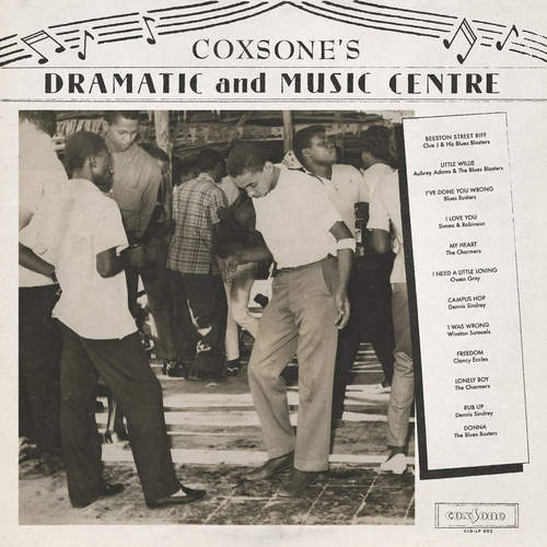 Various - Coxsone's Dramatic And Music Centre