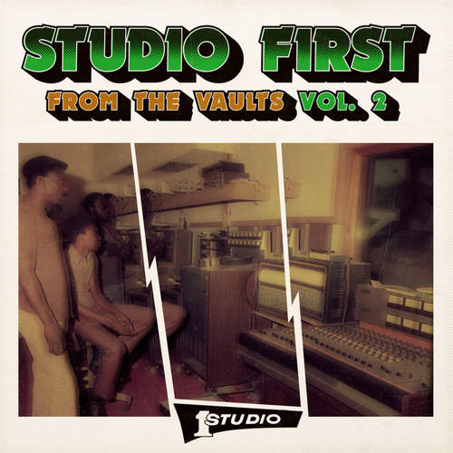 Various - Studio First From The Vaults, Vol. 2
