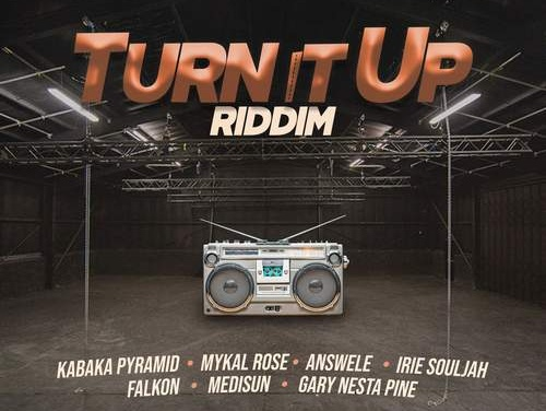 Various – Turn It Up Riddim | New EP