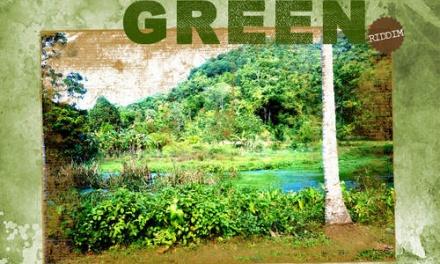 Various – Wonderland Of Green Riddim