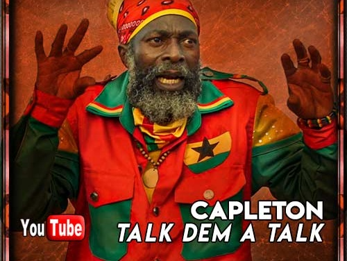Capleton – Talk Dem A Talk | New Video