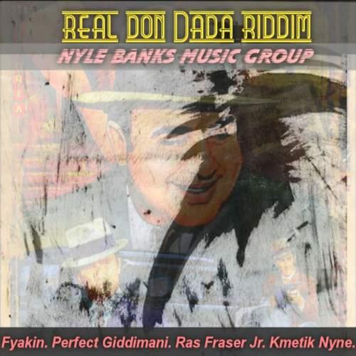 Various - Real Don Dada Riddim EP