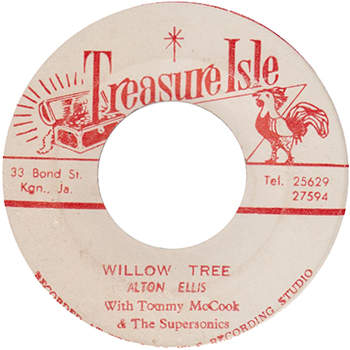 Alton Ellis - Willow Tree