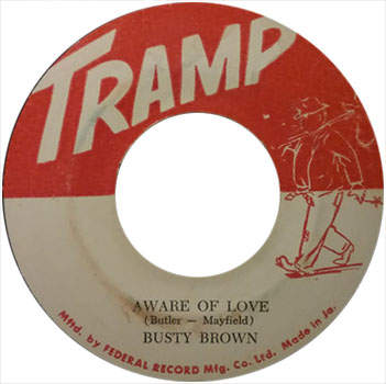 Busty Brown - Aware of Love