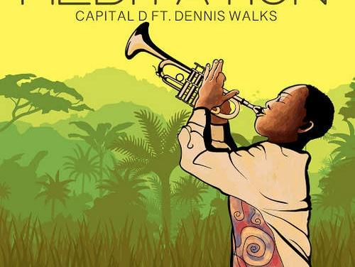 Capital D feat. Dennis Walks – Meditation   New Single
