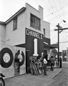 Channel One Studio (Photo: Syphilia Morgenstierne)