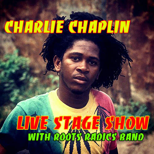 Charlie Chaplin - Live Stage Show