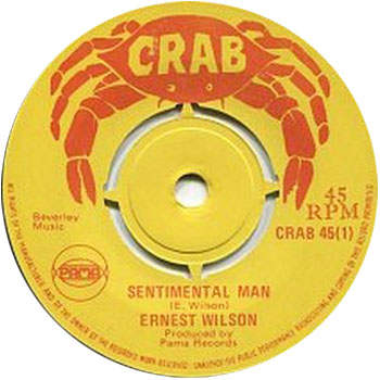 Ernest Wilson - Sentimental Man