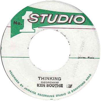 Ken Boothe - Thinking