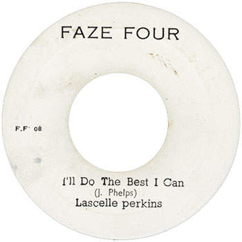 Lascelles Perkins – I'll Do The Best I Can