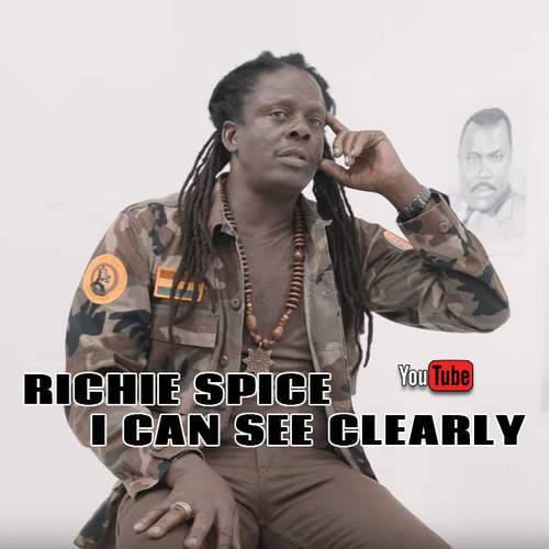 Richie Spice - I Can See Clearly