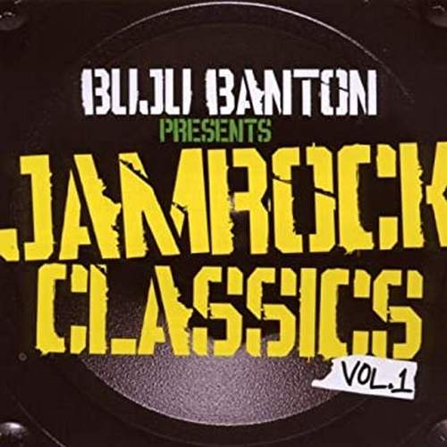 Various - Buju Banton presents Jamrock Classics vol. 1