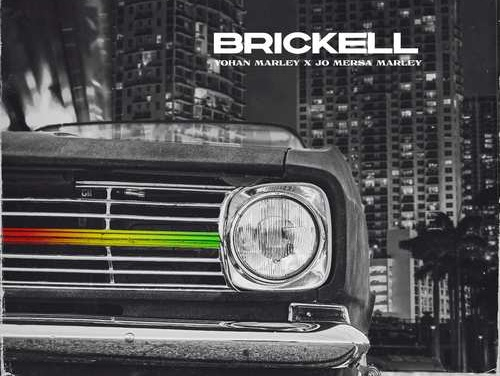 Yohan Marley feat. Jo Mersa Marley – Brickell (When Tears Fall) | New Video/Single