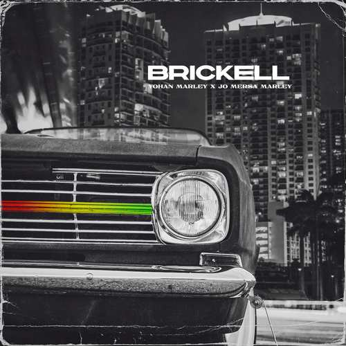 Yohan Marley feat. Jo Mersa Marley - Brickell (When Tears Fall)
