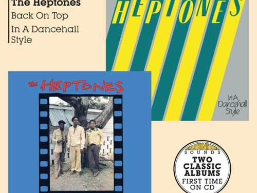 The Heptones – Back On Top / In A Dancehall Style