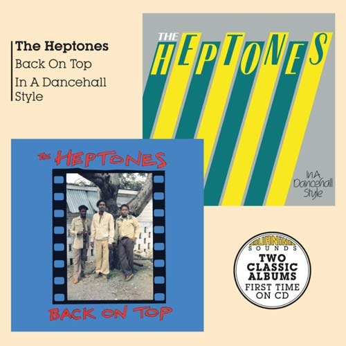 The Heptones - Back On Top / In A Dancehall Style