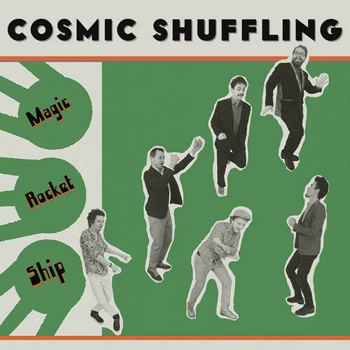 Cosmic Shuffling - Magic Rocket Ship