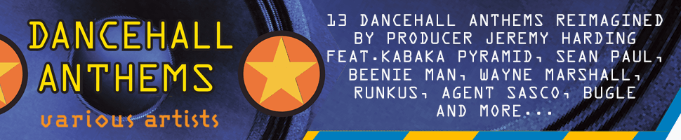 Dancehall Anthems | Get this album!