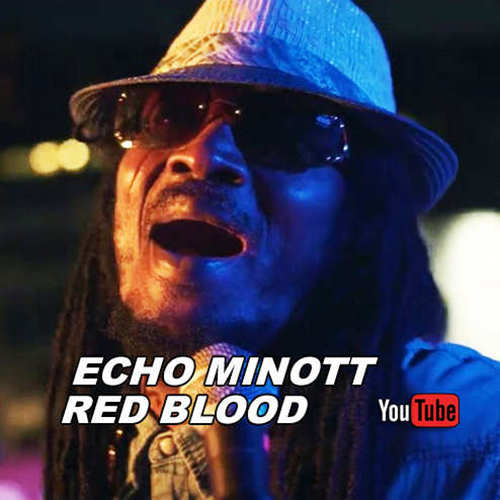 Echo Minott - Red Blood