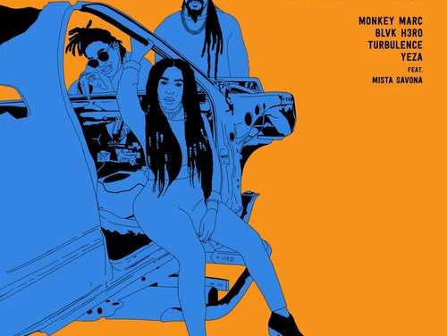 Monkey Marc x Turbulence x Blvk H3ro x Yeza – Rebel Code | New Video