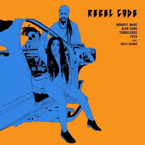 Monkey Marc x Turbulence x Blvk H3ro x Yeza – Rebel Code | New Video