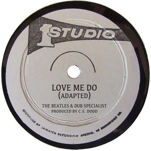 The Beatles & Dub Specialist - Love Me Do