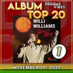 Reggae Vibes Album Top 20 | November 29 | 2020
