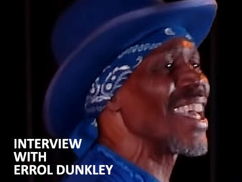 Interview with Errol Dunkley