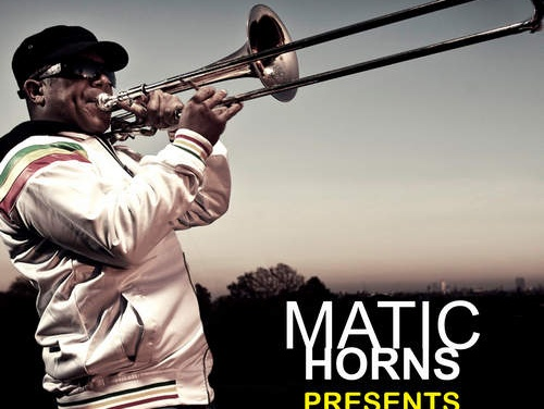 Matic Horns Presents The Matic Mixtape