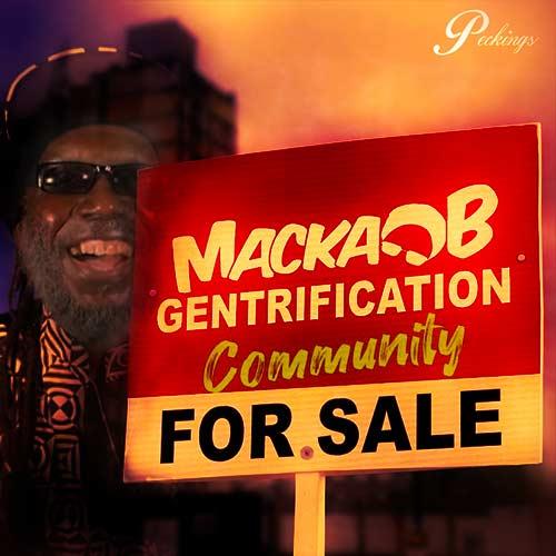 Macka B – Gentrification EP