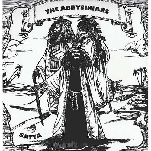 Abyssinians - Satta LP
