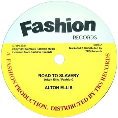 Alton Ellis - Road To Slavery