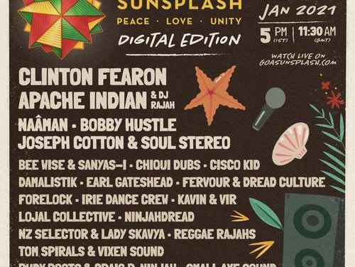 Goa Sunsplash announces Digital Edition for 2021