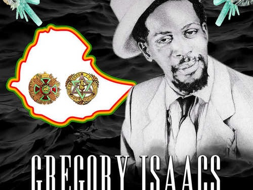 Gregory Isaacs x Manudigital – The Soul of Ethiopia | New Video/Single